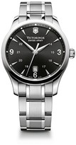 Swiss Army Victorinox Alliance Black Dial Watch, 40mm