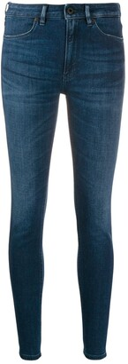 Dondup High Rise Skinny Jeans