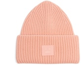 Acne Studios Pansy wool-blend beanie hat