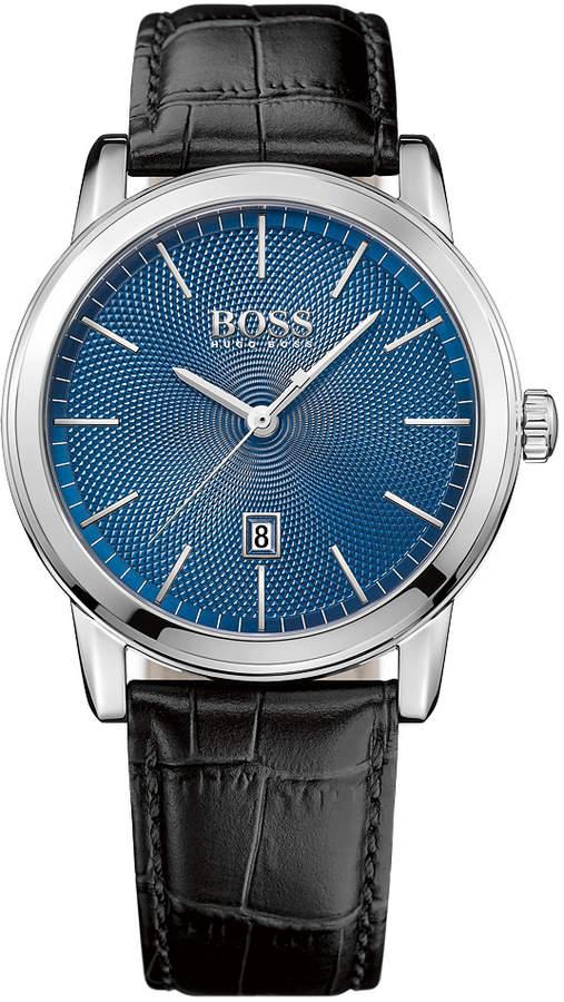 HUGO BOSS Classic 1 Watch Black