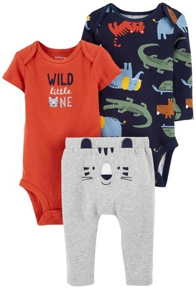 Carter's Baby Boy 3-Piece Tiger Little Character Set
