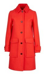 Kenzo Straight-cut coat