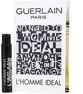Guerlain L'homme Ideal By Edt Spray Vial On Card