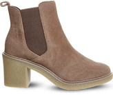 Office Loco suede chelsea boots