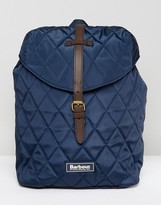 Barbour Quilted Backpack