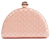 Ted Baker Woven Dome Clutch - Pink