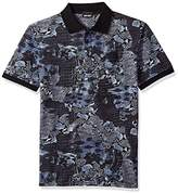 Just Cavalli Men's Graphic Polo