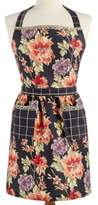 Martha Stewart Collection Martha Stewart Collection Dark Ground Floral-Print Apron