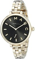 Marc Jacobs Women's Sally Gold-Tone Watch - MJ3454