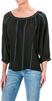 Ariat Ali Rayon Shirt - 3/4 Sleeve (For Women)