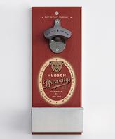 Personalized Bull Dog Wall Bottle Opener