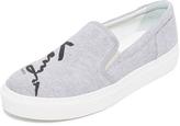 Kenzo S Skate Slip On Sneakers