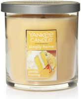 Yankee Candle simply home Vanilla Frosting 7-oz. Candle Jar