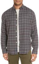 Grayers Darenth Regular Fit Plaid Double Woven Sport Shirt