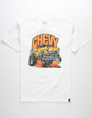 Brixton x Chevy 55 Heavy Mens T-Shirt