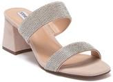 Steve Madden Middle Embellished Sandal