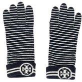Tory Burch Striped Print Gloves w/ Tags