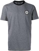 Versace logo T-shirt - men - Cotton/Polyamide/Spandex/Elastane - 6