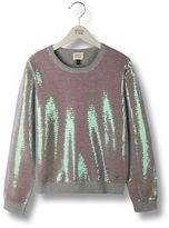 Armani Junior Viscose Sweater With Sequins