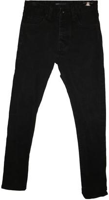Levi's Black Cotton Jeans for Women