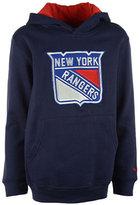 Reebok Boys' New York Rangers Prime Logo Hoodie