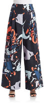 Hunter Bell Carter Printed Culotte Pants