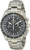 Omega Men's 321.90.44.52.01.001 Speedmaster Chronograph Dial Watch