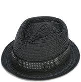 Maison Michel Jac hat - women - Straw/polyester - M