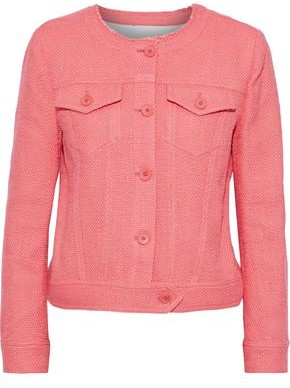 IRO Felicity Cotton-blend Tweed Jacket