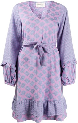 Cecilie Copenhagen Liv patterned dress