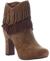 Poetic Licence Women's Boho Fantasies Fringe Ankle Boot