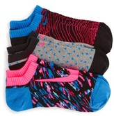 Nike Girl's 3-Pack No-Show Socks