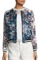 Parker Maverick Embroidered Floral Jacket