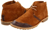 Timberland Earthkeepers Rugged Original Handcrafted Chukka (Red Brown Suede) - Footwear