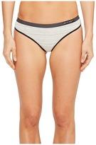 2xist 2IST - Modal Low Rise Thong Women's Underwear