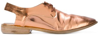 Marsèll Sling-Back Pointed Shoes