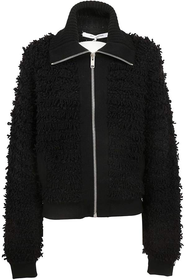 Givenchy Fringed Sweater