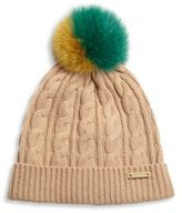 Burberry Knitted Wool & Cashmere Beanie