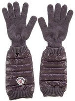 Moncler Wool Down Gloves