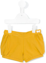 Hucklebones London - bubble shorts - kids - Cotton/Polyester - 3 mth