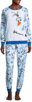 Disney Minnie Mouse Fleece Pant Pajama Set-Juniors