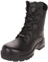 """Bates Footwear 5.11 Men's A.T.A.C. SHIELD 8"""" Side Zip CSA/ASTM Tactical Boot with Safety Toe"""
