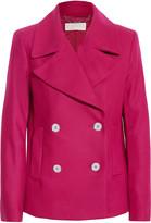 MICHAEL Michael Kors Double-breasted wool-blend coat