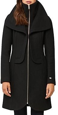 Soia & Kyo Flavia Collared Coat