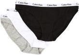 Calvin Klein Underwear Carousel 3-Pack Bikini