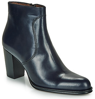 Muratti AMICIE women's Low Ankle Boots in Blue