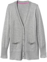 Gap Solid long cardigan