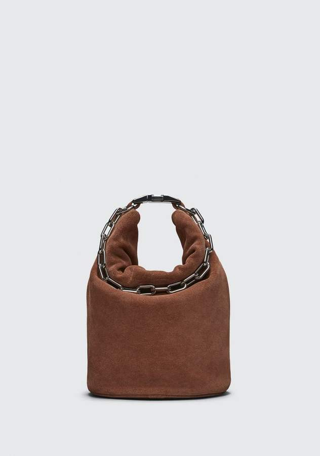 Alexander Wang TERRACOTTA ATTICA DRY SACK Shoulder Bag