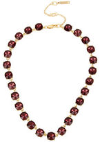 Kenneth Cole New York Faceted Stone Collar Necklace