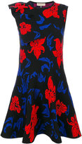 Emilio Pucci rouche knit dress